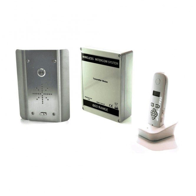 AES 603-AS DECT Architectural Kit (all stainless)