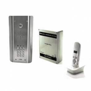 603-ASK DECT Architectural Kit (all stainless) with Keypad