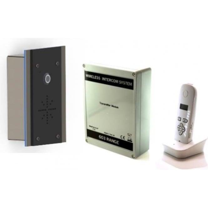 AES 603-EDF DECT Edge kit (flush)