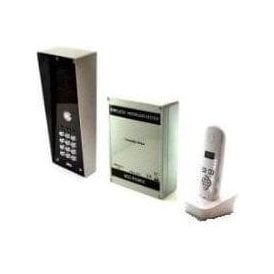 603-HBK Hooded wireless intercom with keypad