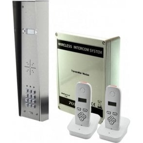 703-HSK2 2 button hooded kit with 2 handsets