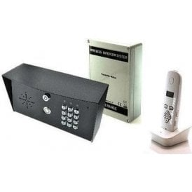DECT 603-IMPK-PED Audio only intercom
