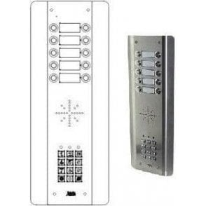 GSM Prime 6 ASK10 - 10 Button PRIME Architectural with keypad