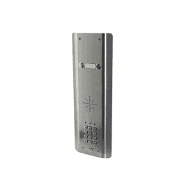 GSM Prime 6 ASK2 2 Button PRIME Architectural Stainless with keypad