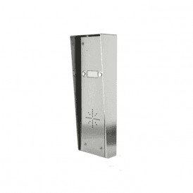 GSM Prime 6 HS2 2 Button PRIME Hooded Stainless GSM intercom