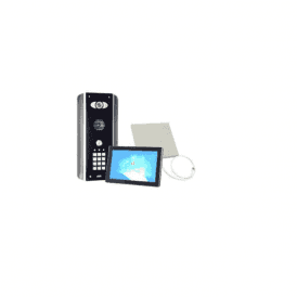 PRED2-WIFI-ABK-MONITOR1 Architectural wifi intercom with keypad - New Wifi Predator Mark 2 - with 1 monitor