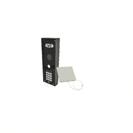PRED2-WIFI-IMPK Imperial (Pedestal Mount) wifi intercom with keypad - New Wifi Predator Mark 2