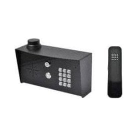 SLIM-HF-IMPK-PED Slim Hardwired Audio Imperial (all black) Kit with keypad - HANDSFREE