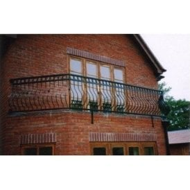 Balcony example 11