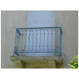 Balcony example 6