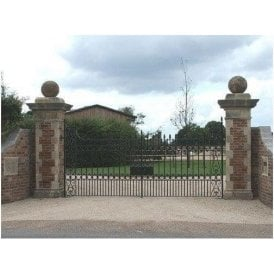 Fen End Flat Top Gates