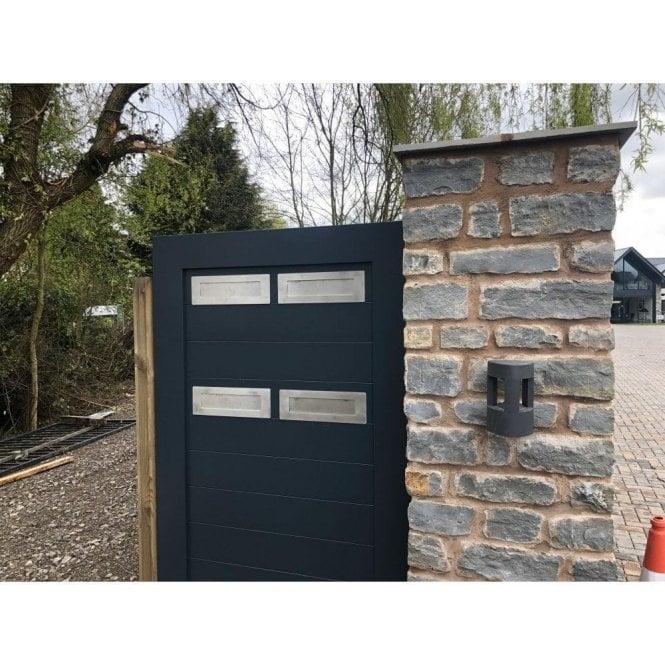Arden Gates Panel / Gate Mount Postbox
