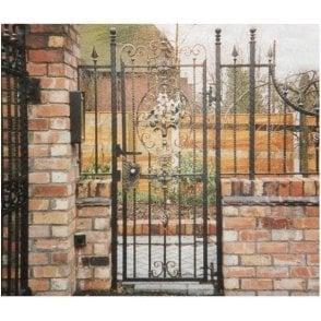 PEDESTRIAN GATE 6