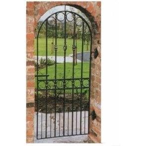 PEDESTRIAN GATE 7