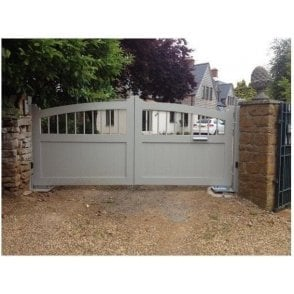 The Applegate - Aluminium Gate
