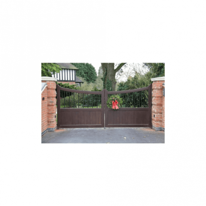 Arden Gates The Finwood Aluminium Gate