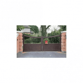 The Finwood Aluminium Gate
