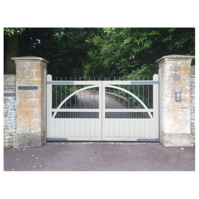 Arden Gates The Stafford Aluminium swing gate