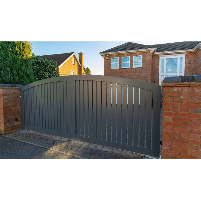 Arden Gates Wainwright Aluminium swing gates