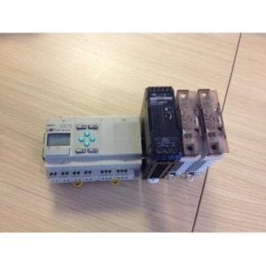 PLC Control - 1 to 4 Bollards