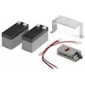 Battery back up kit for BRAINY24- inc batteries