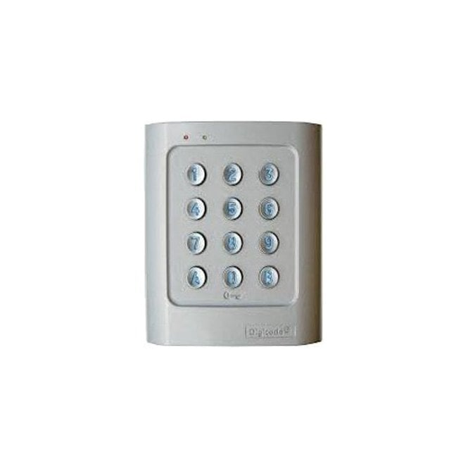 BENINCA DGA Wired 12-24Vac digital keypad