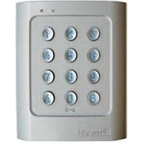 DGA Wired 12-24Vac digital keypad