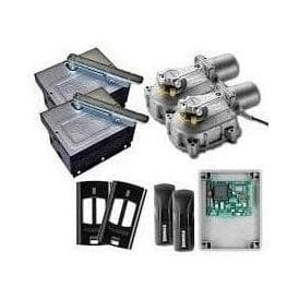 KDU.IT24NVE 24v Electro mechanical underground operator pair kit
