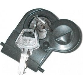 Manual release lock with personalised yale key x 2