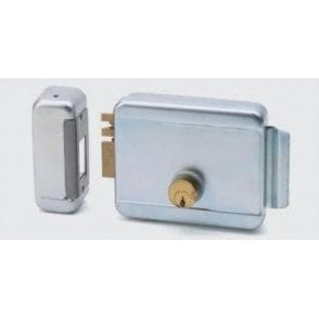 12v side latching lock