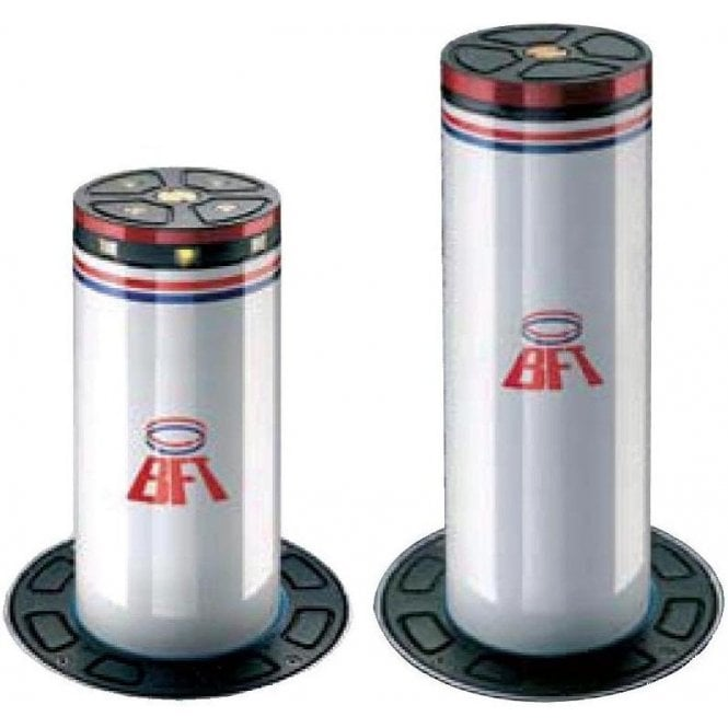 BFT 500mm fixed stoppy bollard