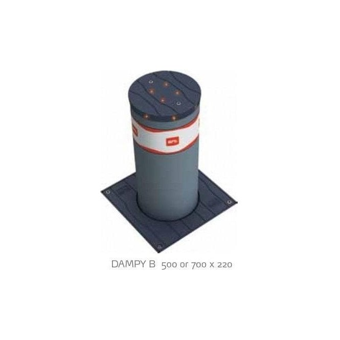BFT Dampy B 500mm x 220mm without light crown