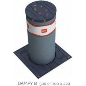 Dampy B 500mm x 220mm without light crown