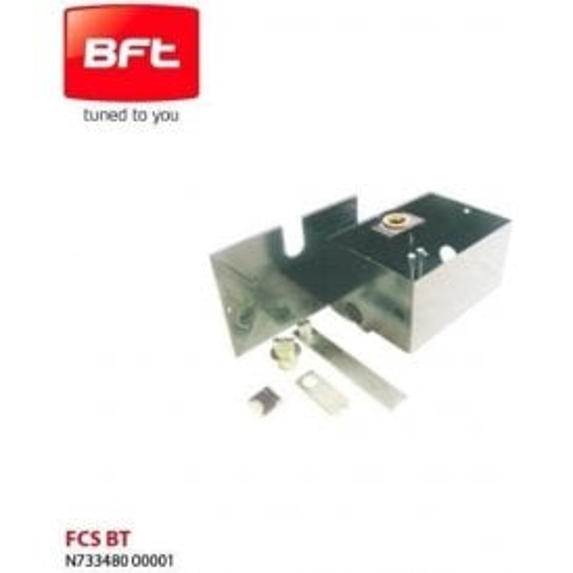 Foundation box for sub