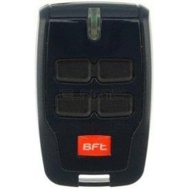Four button rolling code remote transmitter