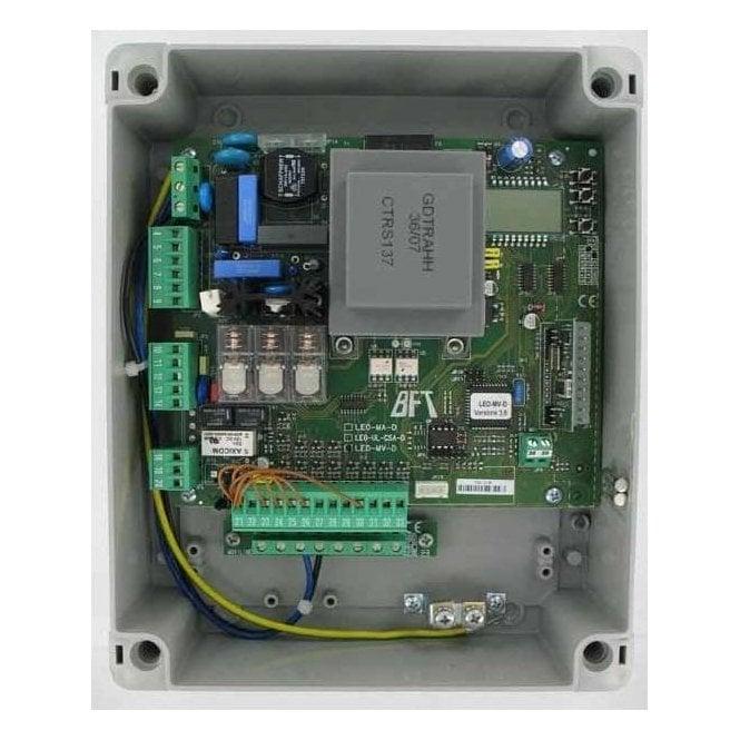 BFT Leo MV D Control panel