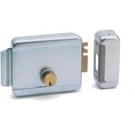 side latching lock