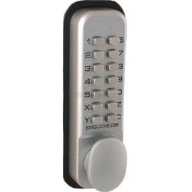 BL2201 ECP Easicode Pro (ECP) Thumbturn, keypad, inside paddle handle, optional holdback, 60mm latch