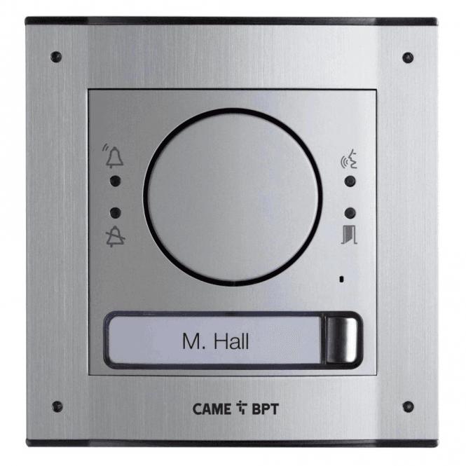 BPT UK MTMFGSM1 - Flush Mounted 1 button GSM intercom kit