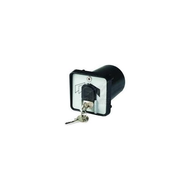 CAME flush mounted key switch