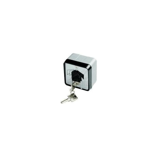 CAME surface mounted key switch