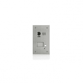 1 Button Flush Stainless Steel Door Panel