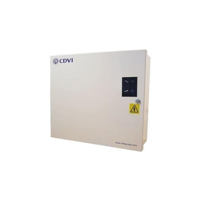 CDVI 24Vdc, 2A Power Supply, Standard Case