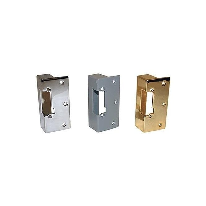 CDVI Brass Surface Rim Case for Outward Opening Door