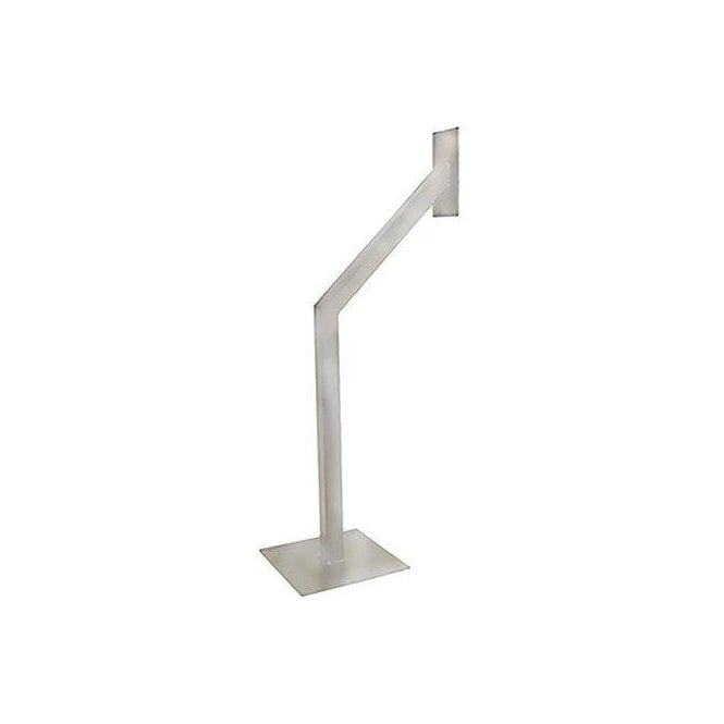 CDVI Car Height Post in Stainless Steel