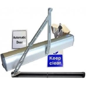 Digiway Plus and Safety Kit for Single Door