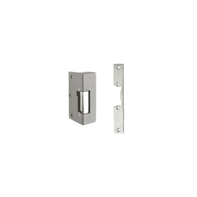 CDVI Fail Secure Strike Kit, Adjustable Jaw, 12Vac/dc - Continuous