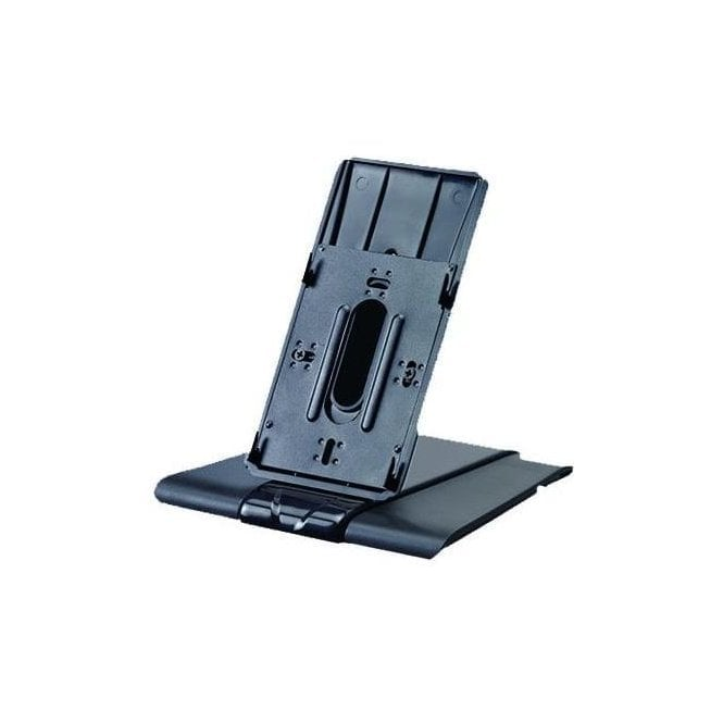 CDVI Monitor Stand, Desk Mount - Available in Black or White
