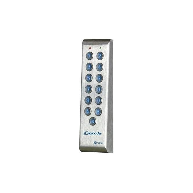 CDVI PROFILE100EC Keypad - With Remote Electronics