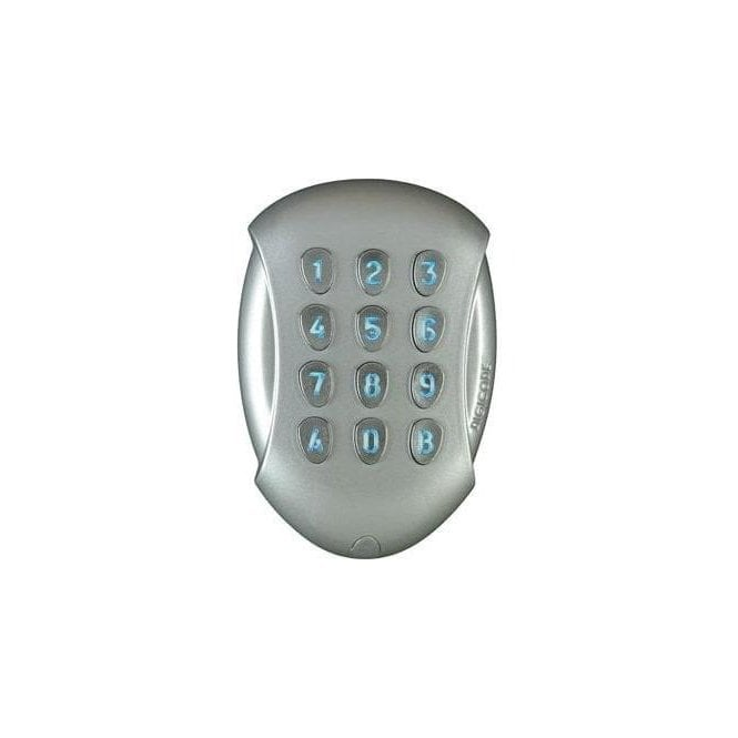 CDVI Wireless Keypad with Vandal Resistant Housing, Rolling Code